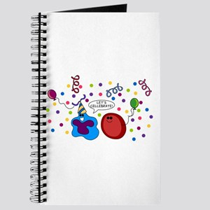 Let's Cellebrate Journal