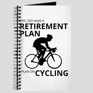 Cyclist Retirement Plan Journal