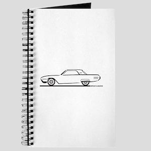 1961 Ford Thunderbird Hardtop Journal