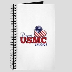 Proud USMC Mom - Journal