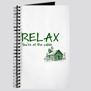 Relax Cabin Cottage Journal