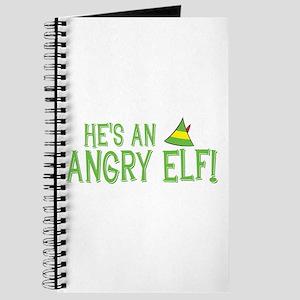He's an Angry Elf! Journal