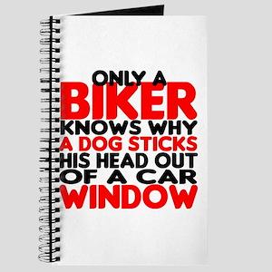 Only a Biker Journal