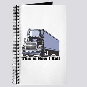 How I Roll (Tractor Trailer) Journal
