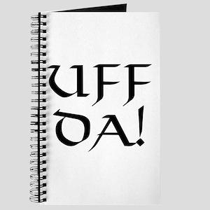 Uff Da! Journal