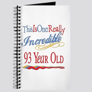 Incredible At 93 Journal