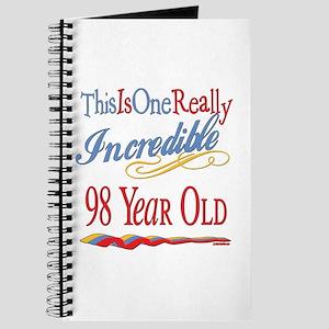 Incredible At 98 Journal