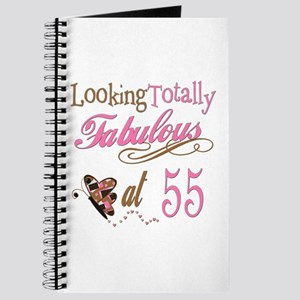 Fabulous 55th Journal