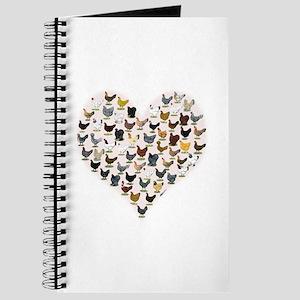 Chicken Heart Journal
