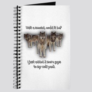 Wolf Pack Journal