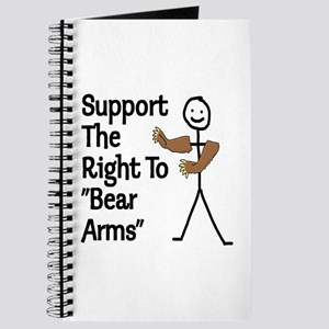 """Support The Right to """"Bear Arms"""" Journal"""