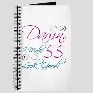 55th Birthday Humor Journal