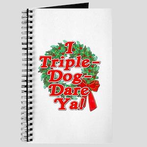 Triple Dog Dare A Christmas Story Journal