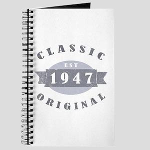 1947 Classic Original Journal