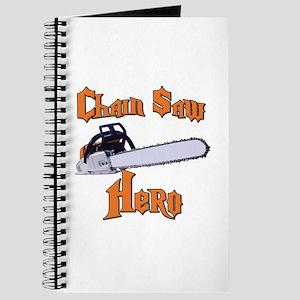 Chain Saw Hero Chainsaw Journal
