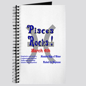 Pisces March 4 Journal