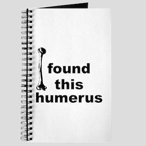 I Found This Humerus Journal