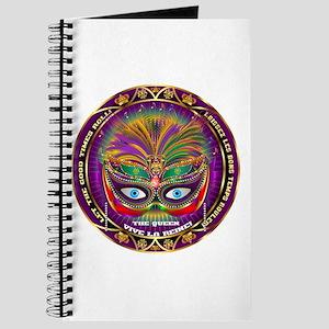 Mardi Gras Queen 8 Journal