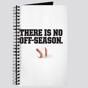 There Is No Off Season - Baseball Journal