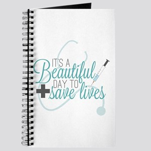 Grey's Anatomy: A Beautiful Day Journal