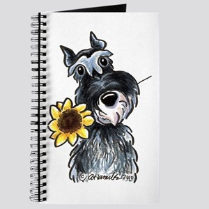 Sunflower Schnauzer Journal