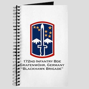 172nd Blackhawk Bde Journal