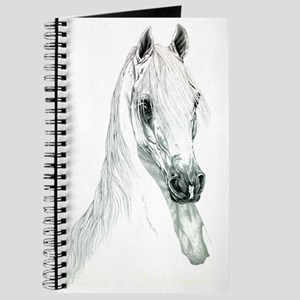 Arabian Spirit Horse Art Journal