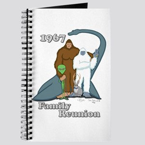 1967 Family Reunion Journal