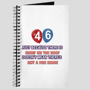 46 year old designs Journal