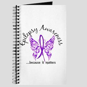 Epilepsy Butterfly 6.1 Journal