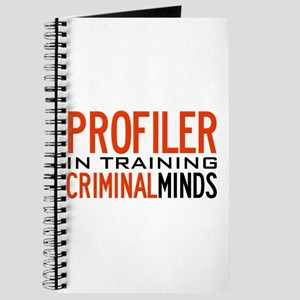 Profiler in Training Criminal Minds Journal