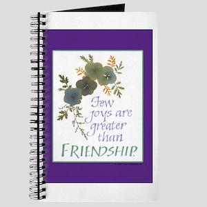 Friendship - Journal
