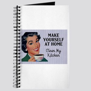 Make Yourself At Home Journal