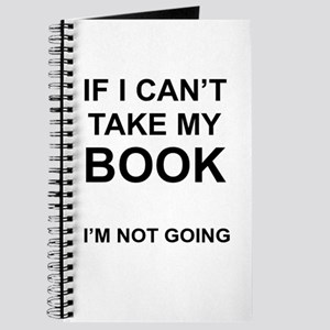 I'm Not Going. Journal