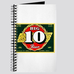 Tennessee Beer Label 1 Journal