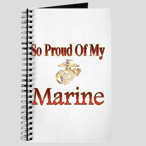 so proud of my marine Journal