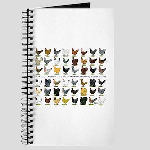 48 Hens Promo Journal