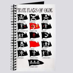 Pirate Flags- Jolly Roger Journal