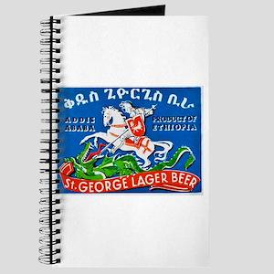 Ethiopia Beer Label 3 Journal