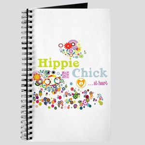 Hippie Chick At Heart Journal