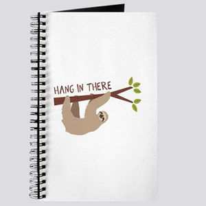 Hang In There Journal