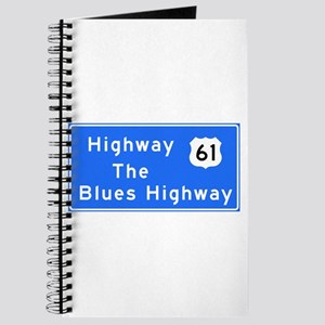 The Blues Highway 61, TN & MS Journal