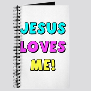 Jesus Loves Me! Journal