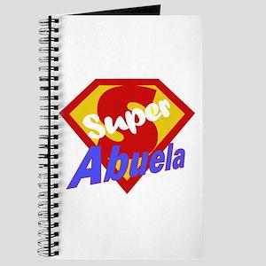 Super Abuela Journal