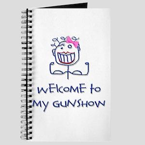 Welcome girl Journal