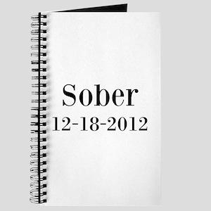 Personalizable Sober Journal