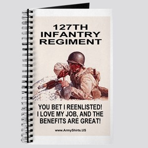 Arng-127th-Infantry-you-bet-poster Journal