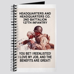 ARNG-127th-Infantry-HHC-You-Bet-Poster Journal