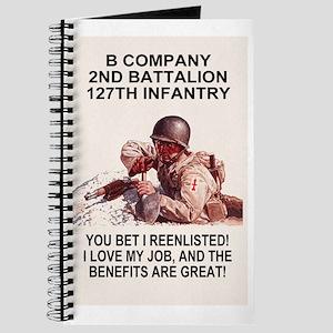 ARNG-127th-Infantry-B-Co-You-Bet-Poster.gi Journal
