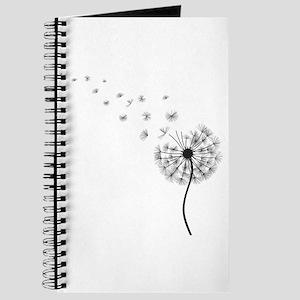 Blowing Dandelion Journal